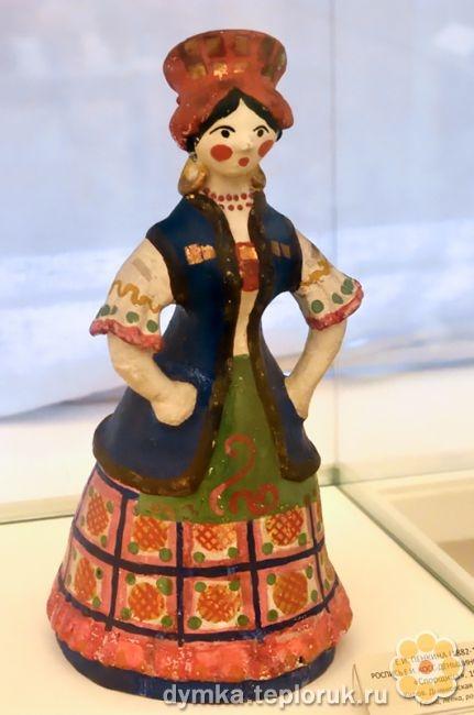 Е.И. Пенкина Роспись Е.И. Косс-Деньшиной 1935 г. Государственный Русский музей