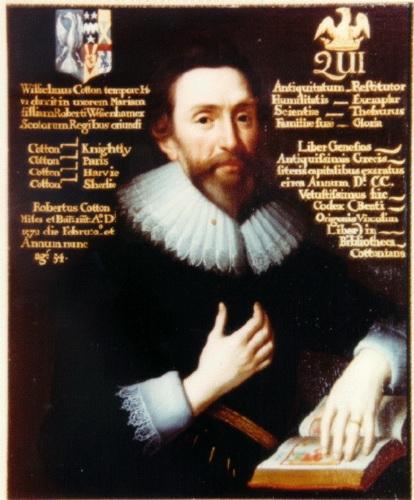 Роберт Коттон (1571—1631