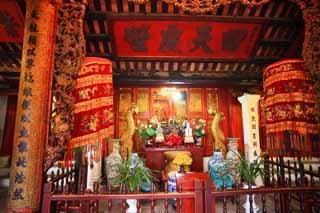 Храм Нгок Сын в Ханое
