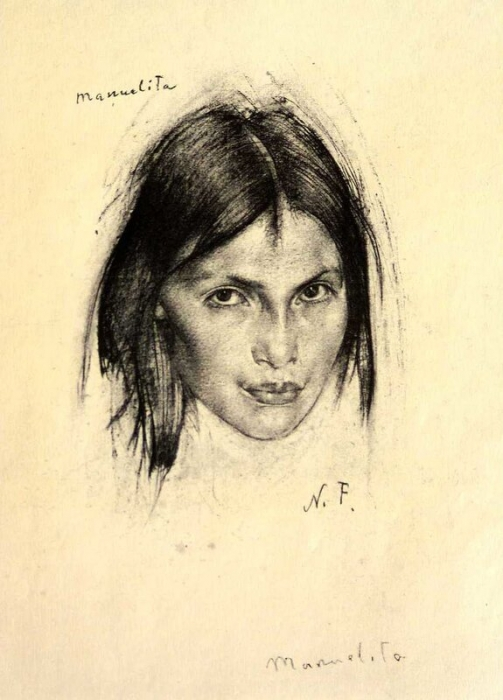 Мануэлита. После 1938 г.