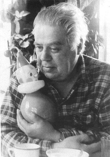 Юрий Васнецов. 1960-е годы.