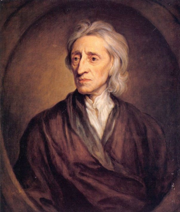 Годфри Неллер (1646-1723). Портрет сэра Исаака Ньютона. 1689. Холст, масло.