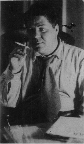 Юрий Васнецов. 1930-е годы