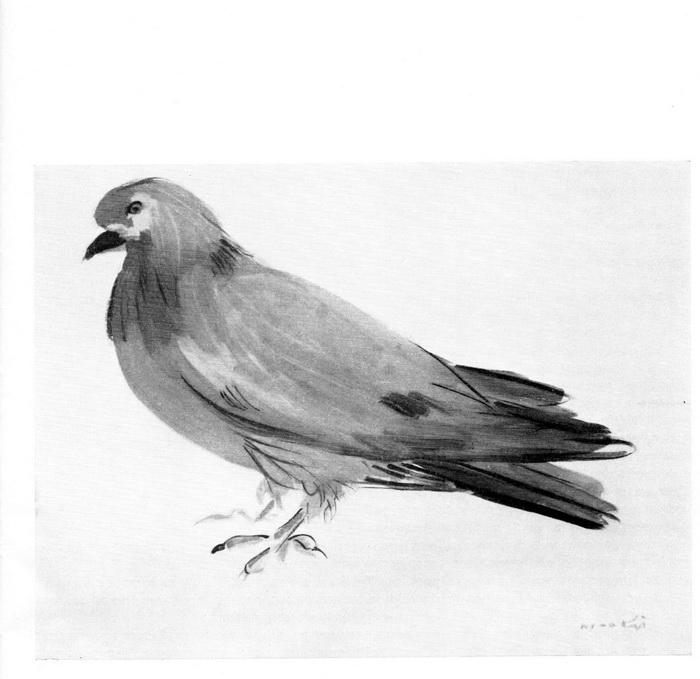 Дж. Манцу «Голубка» 1961 г.