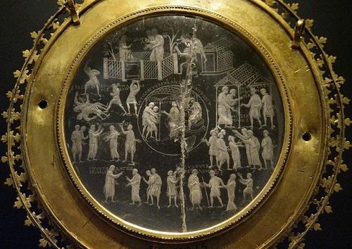 «Кристалл Лотаря». Британский музей.