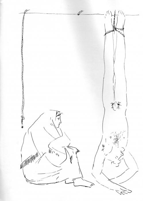 Дж. Манцу «Смерть партизана» 1958 г.