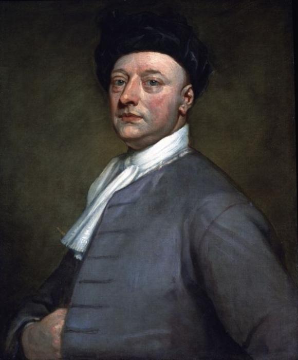 Годфри Неллер (1646-1723). Автопортрет. 1677 г. Холст, масло. Национальная портретная галерея, Лондон.