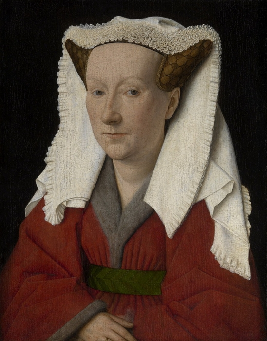 Ян ван Эйк. «Маргарет ван Эйк, жена Яна ван Эйка», 1440 г.
