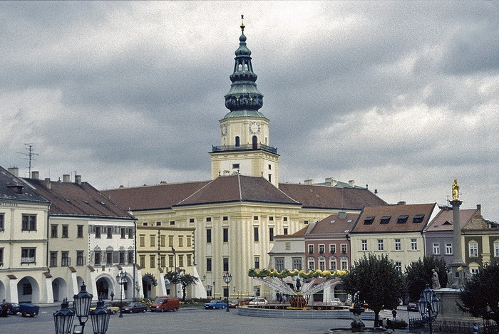 г. Кромержиж (Восточная Моравия), население 28 620 чел. (на 1 января 2020 г.)