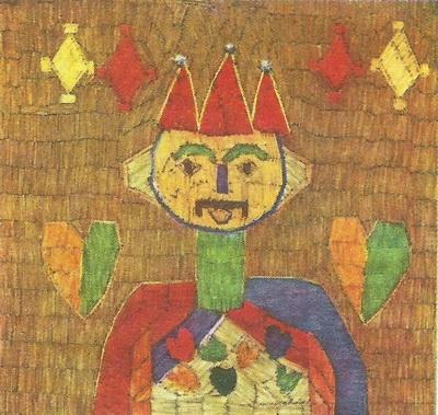 Вааги Мартиросян, 7 лет. Царь. Мозаика из спичек.