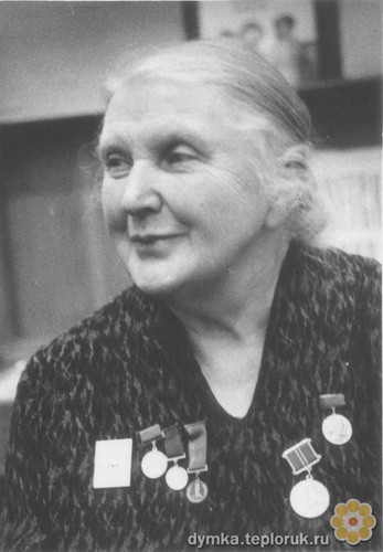 Екатерина Иосифовна Косс-Деньшина