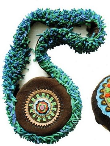 Дж. Манцу. Один из рельефов  Врат смерти собора св. Петра в Риме.