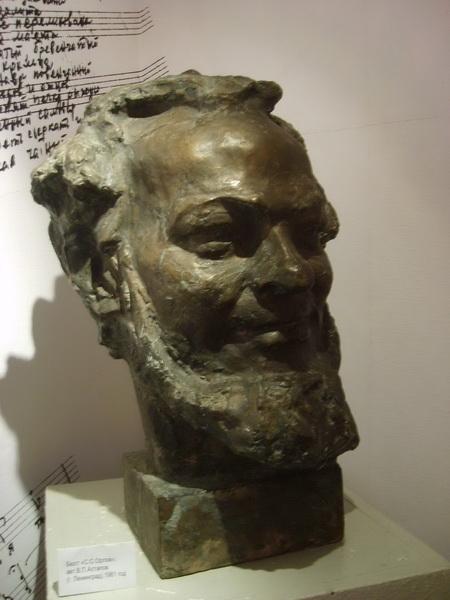 В. П. Астапов, Сергей Орлов Тонированный гипс. 1977 г.
