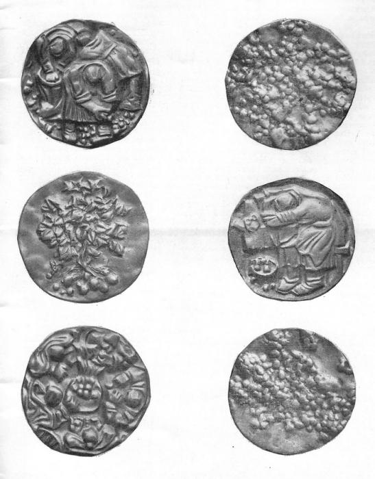 Серия медалей «Картошка». Бронза.