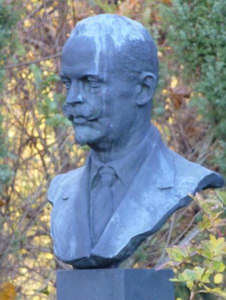 Кочуков Николай Сергеевич. Памятник Б.Б. Голицыну. Санкт-Петербург.